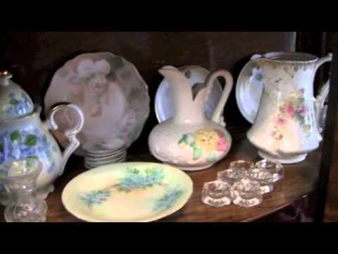 Brown Button Estate Sales Video Walk Through / Leawood Feb. 20-22