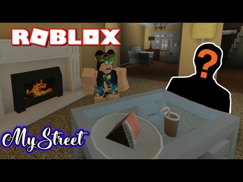 MYSTREET IN ROBLOX Episode 2 ROLEPLAY STORY - Who's This Shy New Person!? | KID GAMING CHANNEL