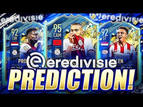TOTS EREDIVISIE COMING! PREDICTIONS! FIFA 20