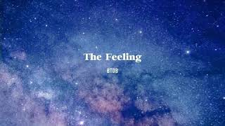 BtoB- The Feeling(AUDIO)