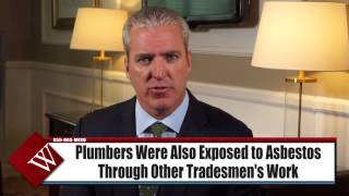 Plumbers at the World Trade Center Site Were Exposed to Asbestos – NY Lawyer Joe Williams explains