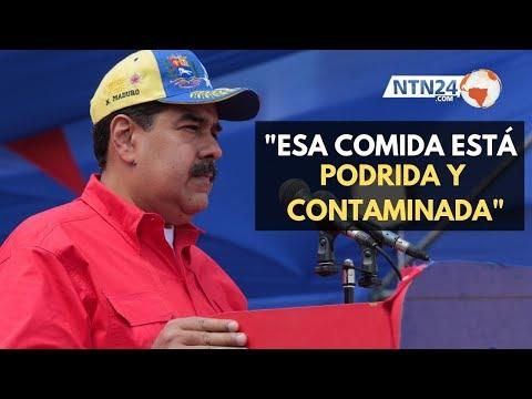 """Maduro vuelve a atacar a Guaidó, esta vez lo llamó """"Judas"""""""