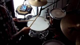 Yax Avila - Molotov - Chinga tu madre (Drum Cover)