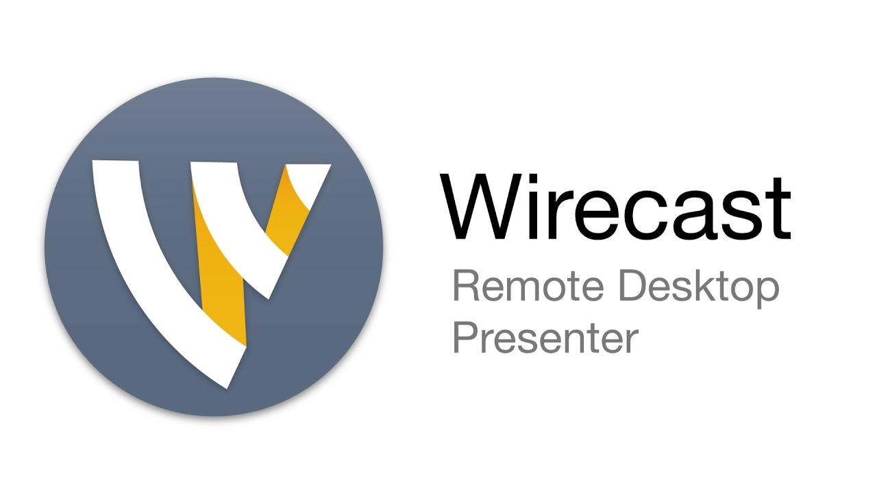 download wirecast desktop presenter