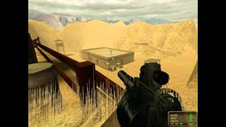Shadow Force Razor Unit PC 2002 Gameplay