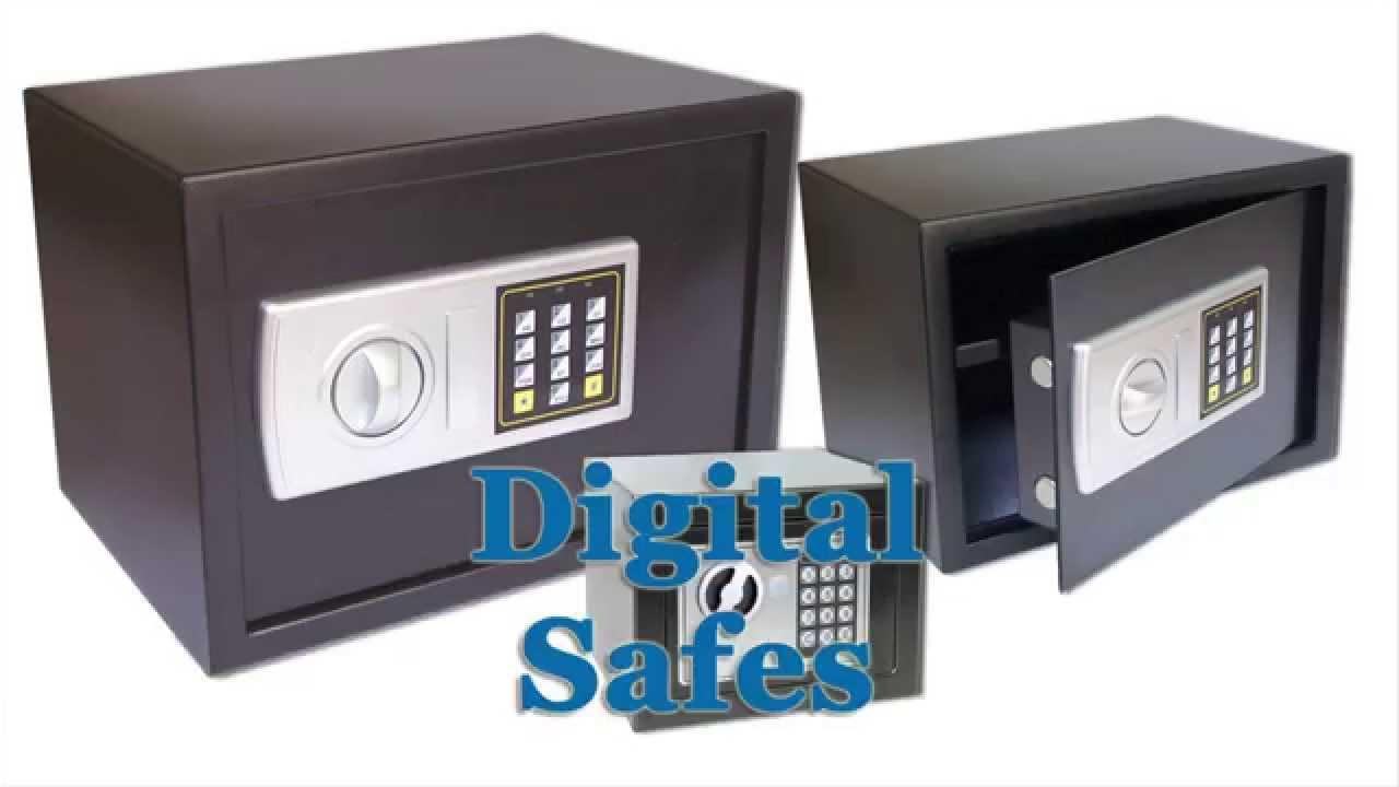 royal sovereign digital safes force junkies