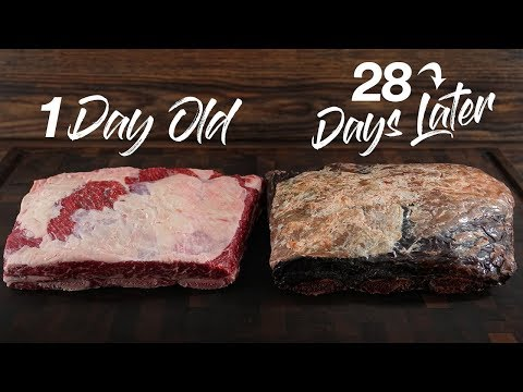 Dry Age BEEF RIBS Experiment | Sous Vide Everything