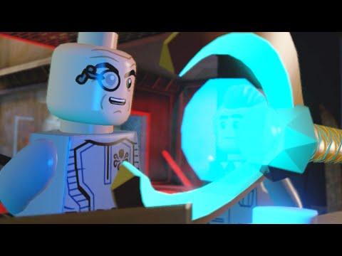 Lego Marvels Avengers Strucker Studies Lokis Scepter Secures The