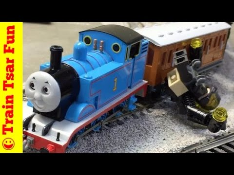 What Ant Man Movie Final Battle Got Wrong With Thomas the Tank Engine Train 5d48aae67