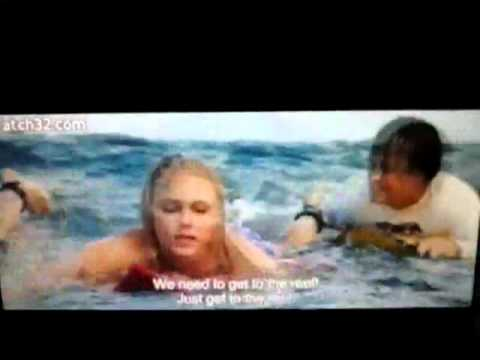 Soul Surfer The Shark Attack Youtube