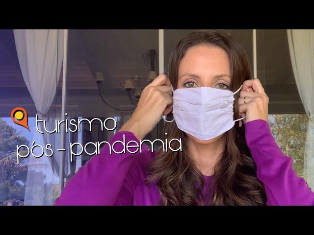 Como será viajar pós-pandemia covid-19?