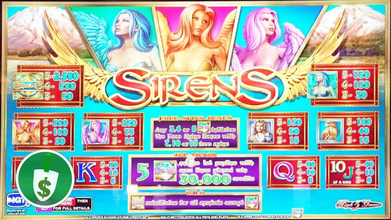 Siren Slot Machine