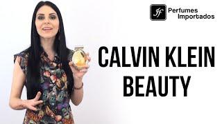 Perfume Calvin Klein Beauty Feminino – Eau de Parfum