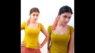 BIG BOOBS Srinikha Dubsmash - Sweet HOT Romantic Tamil Songs