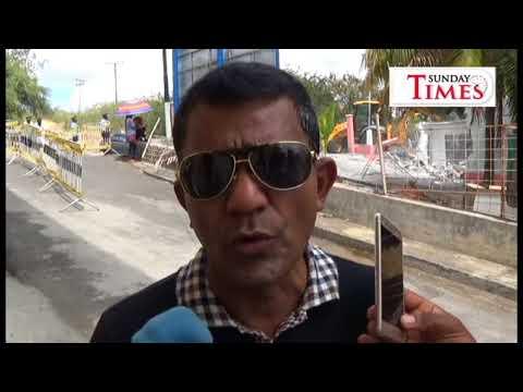 Metro Express : L'opération démolition reprend ce lundi