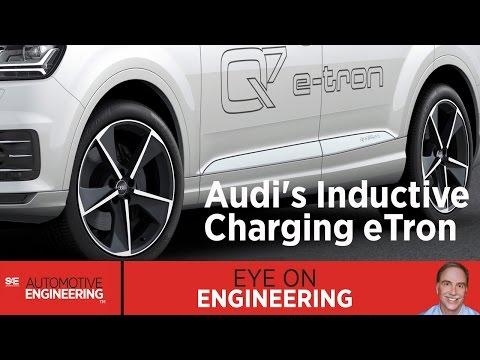 SAE Eye on Engineering: Audi