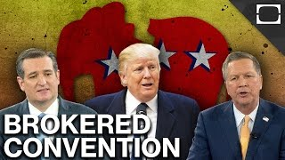 Can A Brokered Convention Stop Trump?