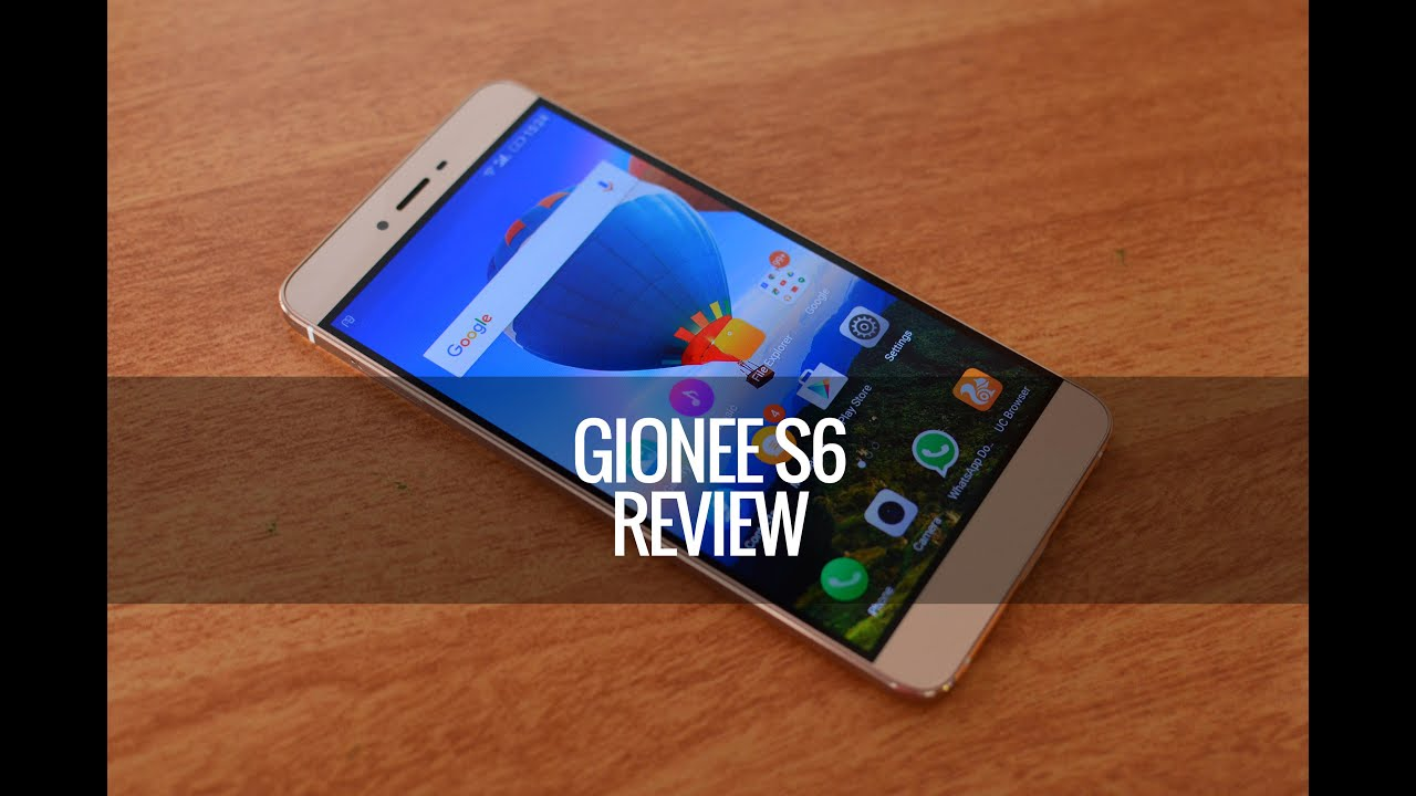 Gionee S6 Full Review