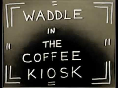 Waddle The Duck: In The Coffee Kiosk(2012) Remastered Edition!