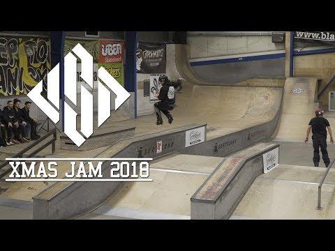 Hamburg X Mas Jam 2018 - USD Skates