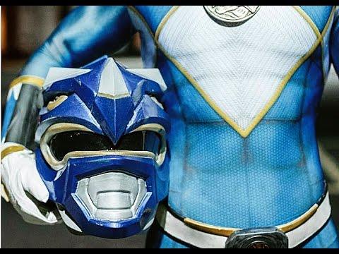 Making of Blue Ranger Helmet Pt 2 - Featured in Ismahawk - Power Rangers Vs Voltron