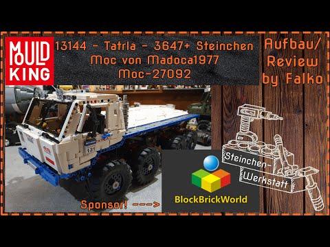 Ein Traum in weiß und blau   Ta-Trla   13144   blockbrickworld