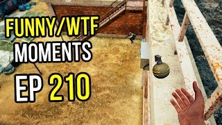 PUBG: Funny & WTF Moments Ep. 210
