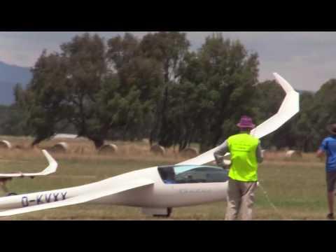 Ventus3 Andreas Lutz Launch at WGC Benalla