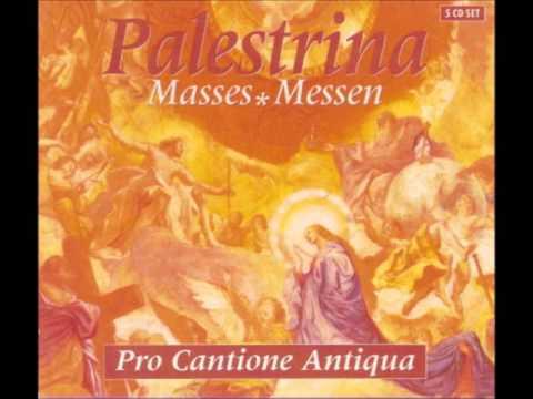 Palestrina Missa Assumpta est Maria