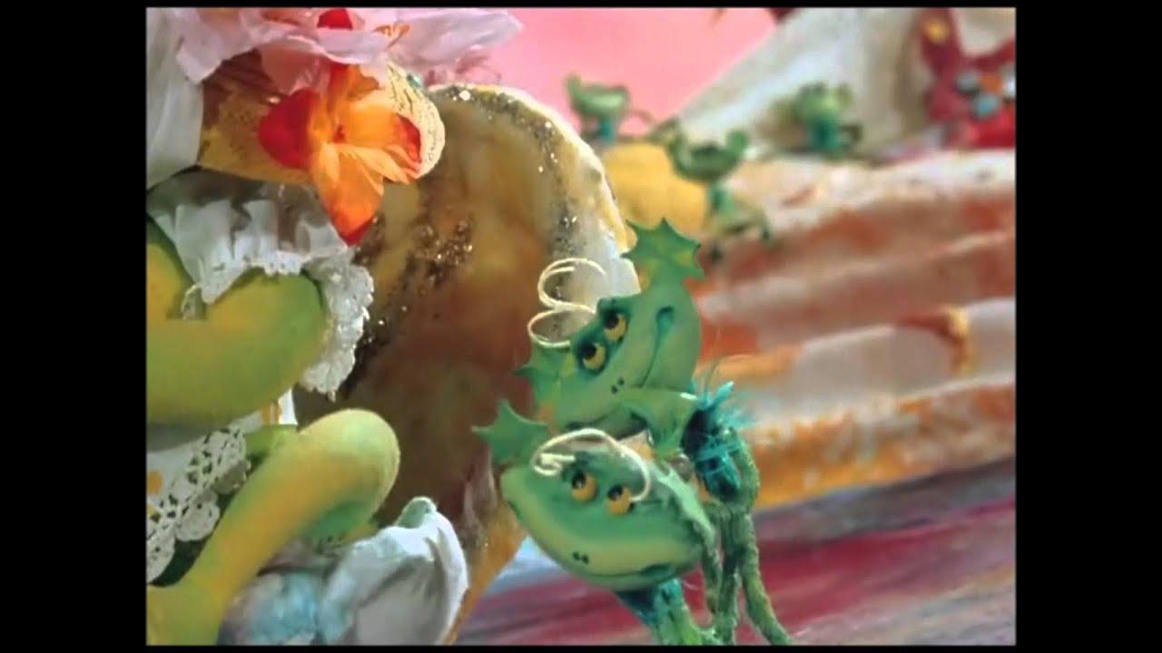Die Fliegende Windmuhle Willkommenslied Der Froschahnlichen Wesen