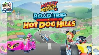 Mickey and the Roadster Racers: Road Trip to Hot Dog Hills (iOS/iPad Gameplay)