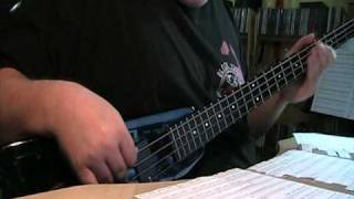 "This is my bass cover to Stratovarius ""Black Diamond"" I hope you en..."