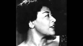 I Want To Be Happy by Ella Fitzgerald with Lyrics