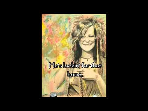 Janis Joplin-Me and Bobby McGee W/Lyrics