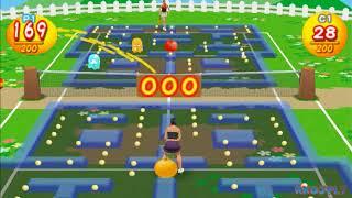 Smash Court Tennis 3 (PSP) - Pac-Man Tennis & Bomb Tennis