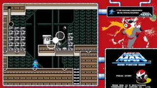 Megaman: Super Fighting Robot Blind/Buster Only/No E-tank Run - Part 01 - Trash Man