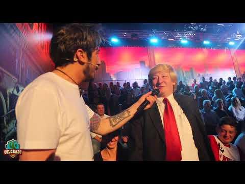 COLORADO 2017 - E poi tra il pubblico sbuca il sosia di Trump...