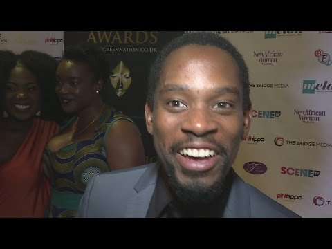 Aml Ameen does his best Will Smith impression