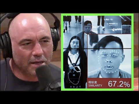 Joe Rogan on China's Facial Recognition Technology