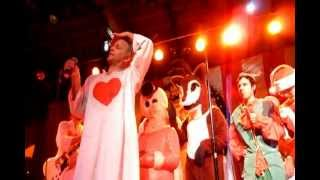 The Polyphonic Spree - Holiday Show Encore ( Part 2 ) @ Slim's, SF - December 8, 2012