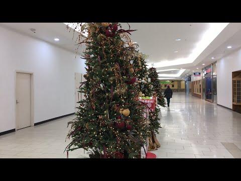Dimond Mall - Anchorage Alaska - Christmas