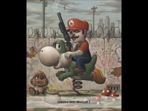 QuezzDaGrim - Super Mario World 2 (Prod.By 606gus)