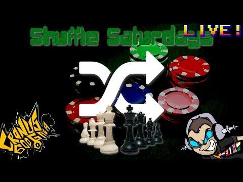 Shuffle Saturdays - Chess | March 24, 2018