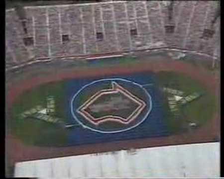 Opening of 1982 Commonwealth Games Brisbane (Australia) Part 2