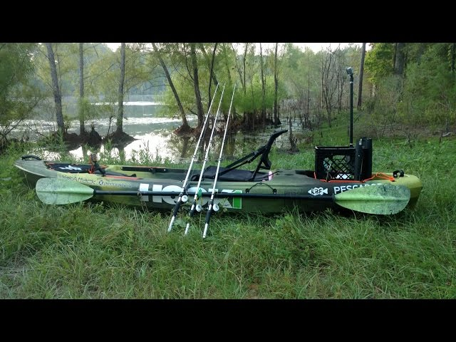 Perception, Pescador Pro 100 - Review/Rigging