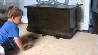 Thomas Toy Chest Video Published