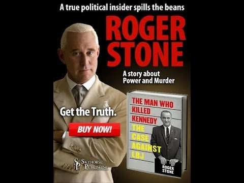 Image result for roger stone the man who killed kennedy