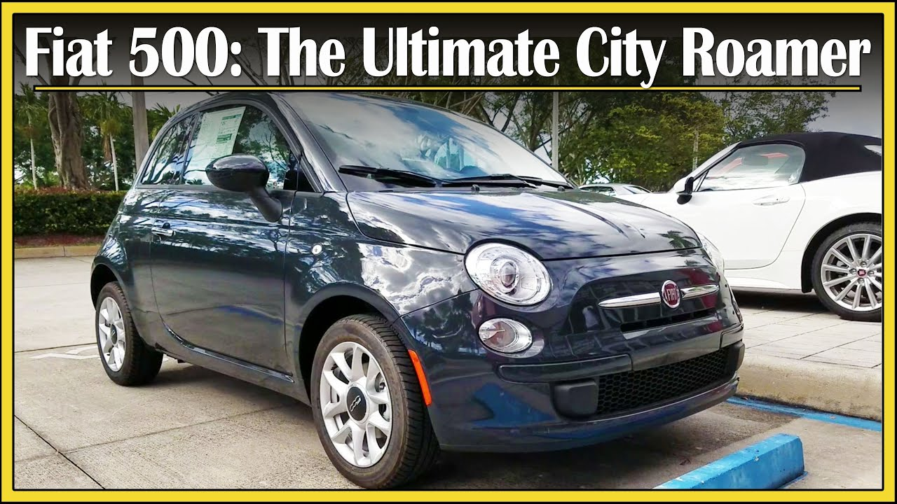 2017 2018 Fiat 500 Pop Review Refreshed Starting Under 15 000
