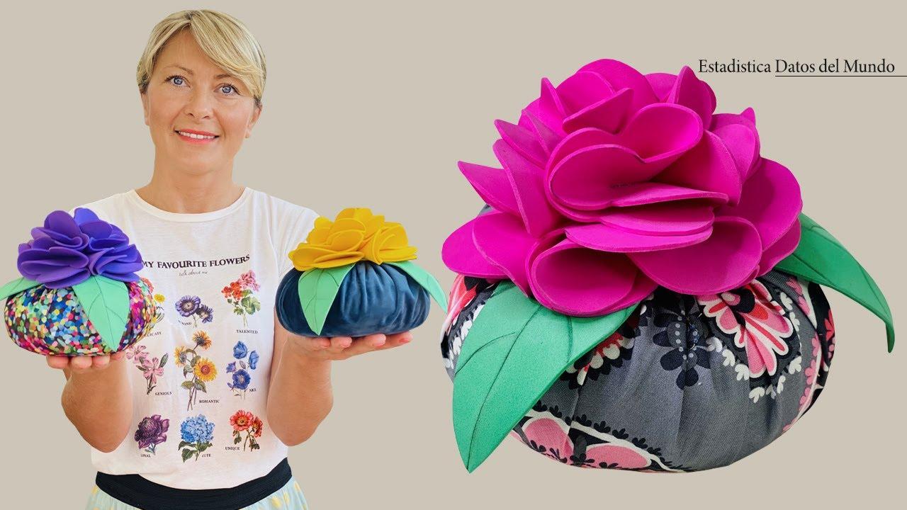 Como Hacer Sujeta Puerta en Diseño de la Flor