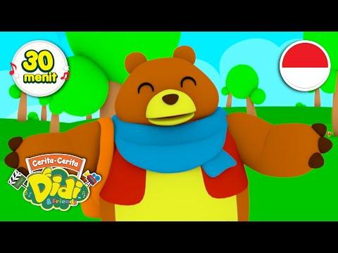 Kunci Pak Beruang   Cerita & Lagu Anak-Anak Indonesia   Didi & Friends Indonesia